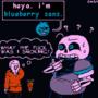 "Underswap Bros meet ""Blueberry and Carrot"" Bros"
