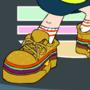 Burger Shoes