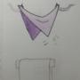 Fabric Practice 1 / Práctica de tela 1 / 生地練習1
