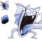 various pokemon red/blue sprite drawings