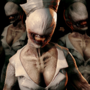 SH2 Redesign - Bubble Head Nurse