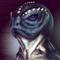 Frog-Fish-Lizard Man re-render