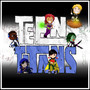 Teen Titans go!! :O by Kumakun4
