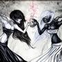 The Yin Yang Dancers