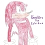 Knuckles The Echidna by SonicTheHedgehog656