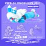 Pixels Longbun Plush Campaign!
