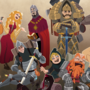 DnD Character Group I