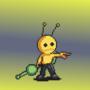 Alien Hominid (Castle Crashers)