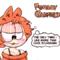 Femboy Garfield