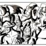Demon parade