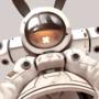Astronaut / bunny girl