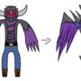 The evolution of dreactomon