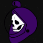 Astronaut head design