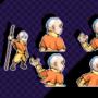 Aang - Pokémon GBA Style - [PixelArt]