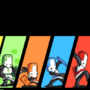 A tribute to Castle Crashers