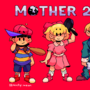 Mother 2 Fanart (I did this days ago lmao)