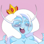 Ice Queen x Prince Gumball SIZE DIFF