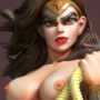 Wonder Woman NSFW