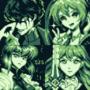 Game Boy styled portraits