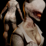 SH2 Redesign - Bubble Head Nurse #2