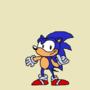 adventures of sonic the hedgehog sonic