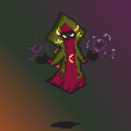 Evil Wizard (Castle Crashers)