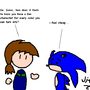 Sonic and me 1 by Jeremycards