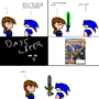 Sonic and me 3 by Jeremycards