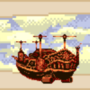 FF Airship by Metaru