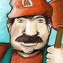 Mario by Orangerad2