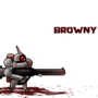 Contra: Hard Corps - Browny by Jombo1