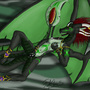 Venomous seduction by Fatchaos