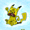 Manly Pikachu
