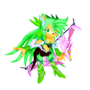 Elf Mu Online Sonic Style by diorth