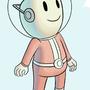 Space Boy by KhanhCPham