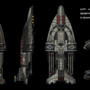 UTF-X49 Venture Ortographic by crazydave001