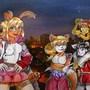 girls furries by Luichemax