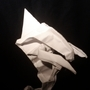 Origami Hydralisk 2 by Pohmme-d-adham
