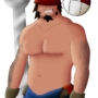 Super Smash Style Mario