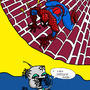 Spiderman encounters Gir