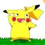 awesome pikachu by emoboyninja