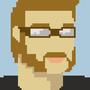 8-Bit Self Portrait by ROFLMAO90