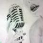 Female singer by Flashmovieboy