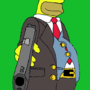 Don Homer by Dean
