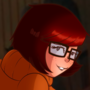 Velma's freckled booty