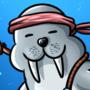 Walrus Fish Hunter