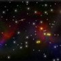 Outer Space Style Background