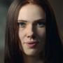 "Scarlett Johansson ""Black Widow"" Likeness Textured"