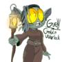 Gurdy, Goblin Warlock
