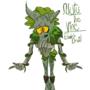 Nutu the Vine, Eladrin Druid